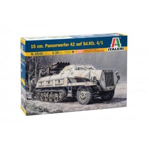 15cm Panzerwerfer 42 1/35