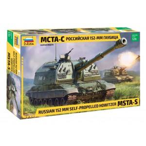 MSTA Self Propelled Howitzer