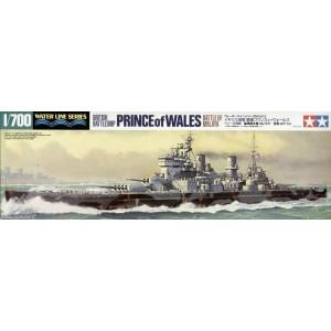British Battleship Prince...