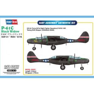 P-61C Black Widow 1/72