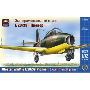 Gloster Whittle E 28/39...