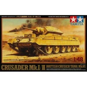 Crusader Mk.I/II 1/48