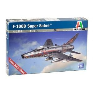 F-100 D Super Sabre 1/72