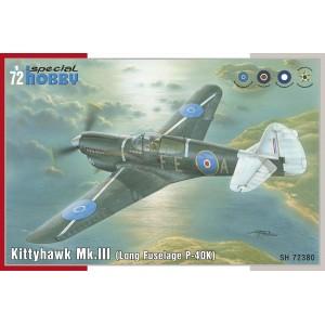 """Kittyhawk Mk. III """"P-40 K..."""