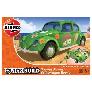 QUICKBUILD VW Beetle Flower...