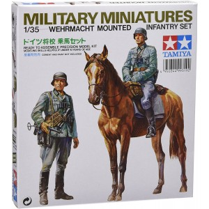 German Mounted Infantry 1/35