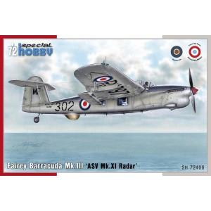 Fairey Barracuda Mk. III...