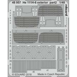 He-111 H-6 exterior 1/48