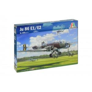 Junkers Ju-86 E-1/E-2 1/72
