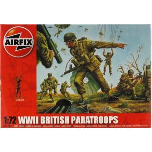 British Paratroops