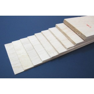 Balsa sheet  15mm X 100 mm...