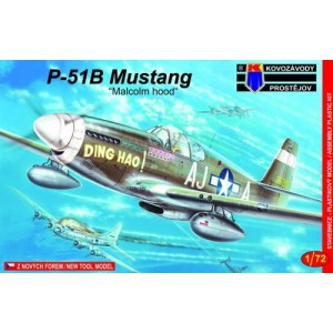 P-51B Mustang 'Malcolm...