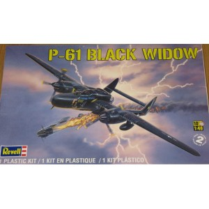 P-61 Black Widow 1/48