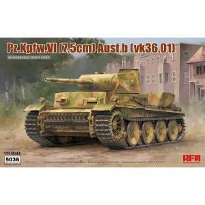 Panzer VI AUSF.B (VK36.01)