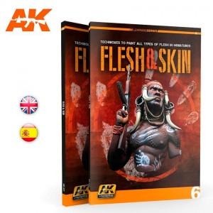 AK LEARNING 06: FLESH & SKIN