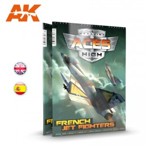 ACES HIGH 15: FRENCH JET...