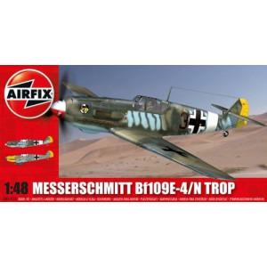 Bf-109 E-4/N Tropical 1/48