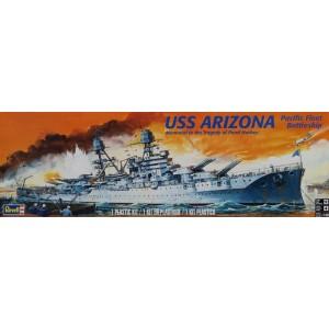 USS Arizona Battleship 1/426