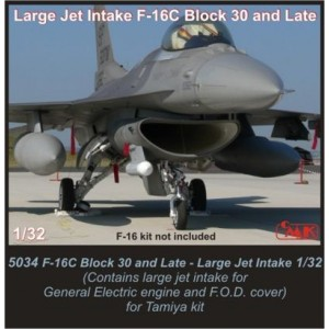 F-16C Block 30 and Late...