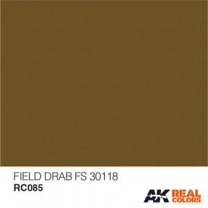 RC085 Field Drab FS 30118