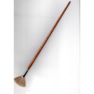 Fan Shaped Brush no 06
