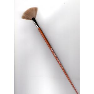 Fan shaped brush νο 08