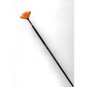 Fan shaped brush no 8530,02