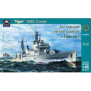 Battleship HMS Tiger 1/415