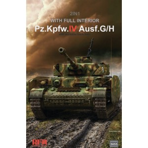 Panzer IV Ausf.G/ H 2in1...