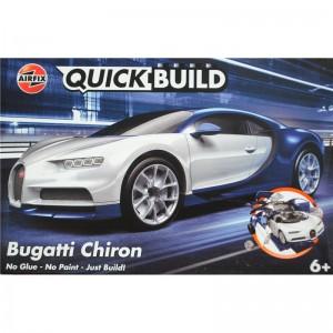 Bugatti Chiron QUICKBUILD