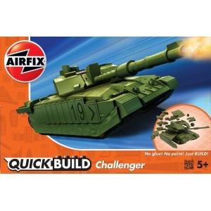 Challenger Tank QUICKBUILD