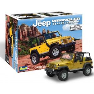 Jeep Wrangler Rubicon 1/25