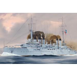 Danton French Navy Battleship
