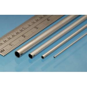 0.5mm x 0.3mm Aluminium Tube (3 Pieces)