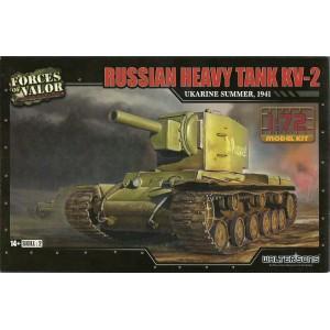 KV-2 Heavy Tank 1/72