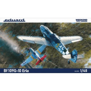 Bf-109 G-10 ERLA 1/48