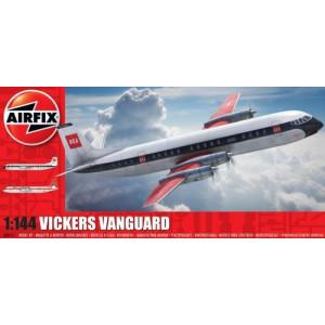 Vickers Vanguard British Airways