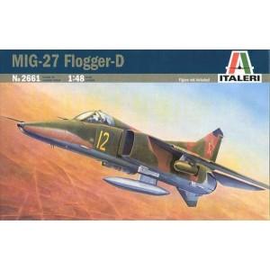 MiG-27 Flogger-D 1/48