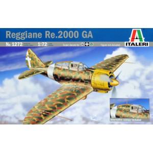 Reggiane Re.2000 GA 1/72