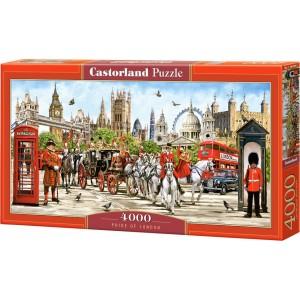 Pride of London Puzzle 4000pcs