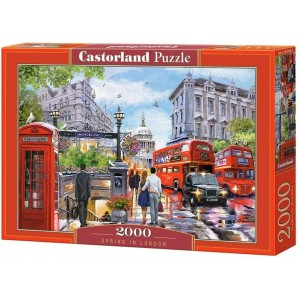 Spring in London Puzzle...