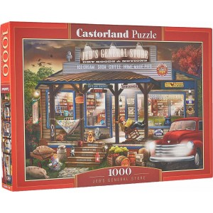 Jeb's General Store Puzzle...