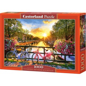 Amsterdam Bicycles Puzzle...