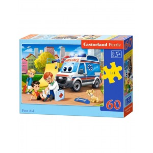 First Aid Puzzle 60pcs