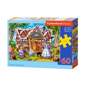 Hansel & Gretel Puzzle 60pcs