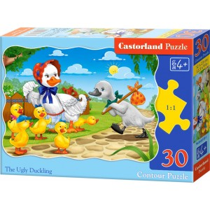 The Ugly Duckling PUZZLE 30pcs