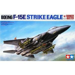 F-15E Strike Eagle w/Bunker...