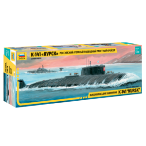 K-141 'Kursk' Soviet...