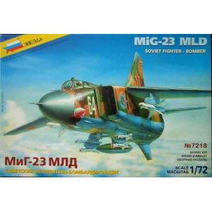 Mig-23 MLD Flogger 1/72