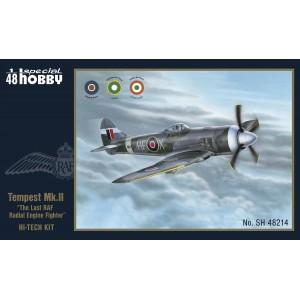 Tempest Mk.II Hi-Tech 1/48